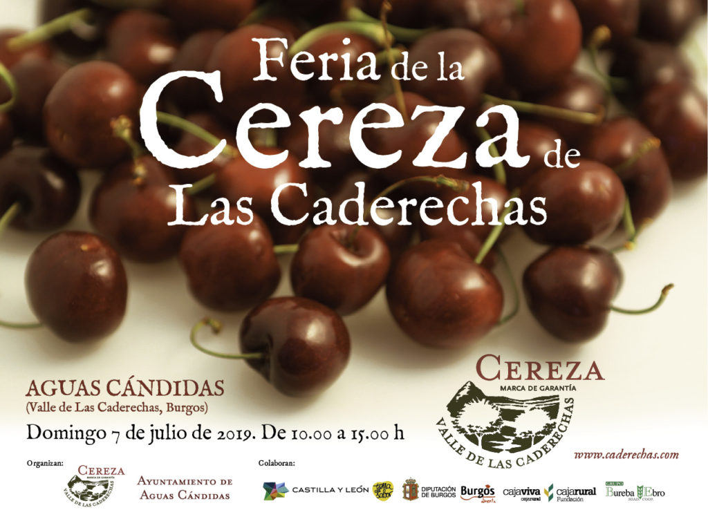 Feria de la Cereza del Valle de Las Caderechas