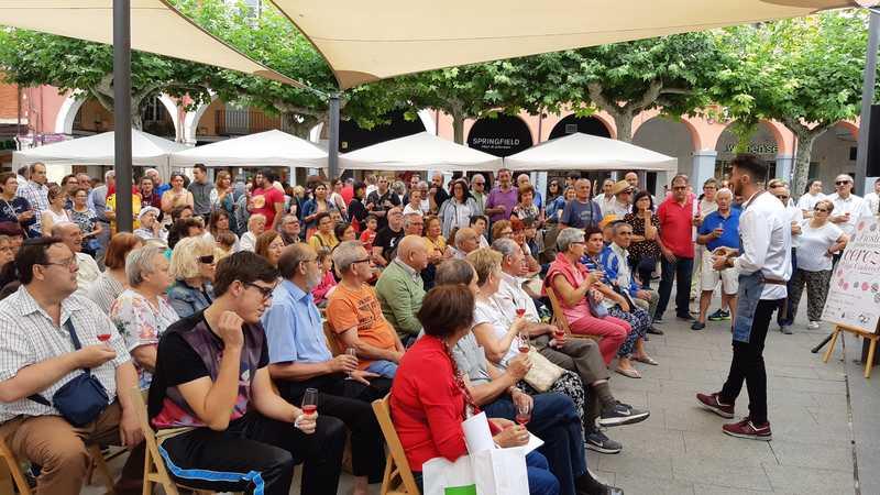 Fiesta Gastronómica de la Cereza del Valle de Las Caderechas en Aranda de Duero