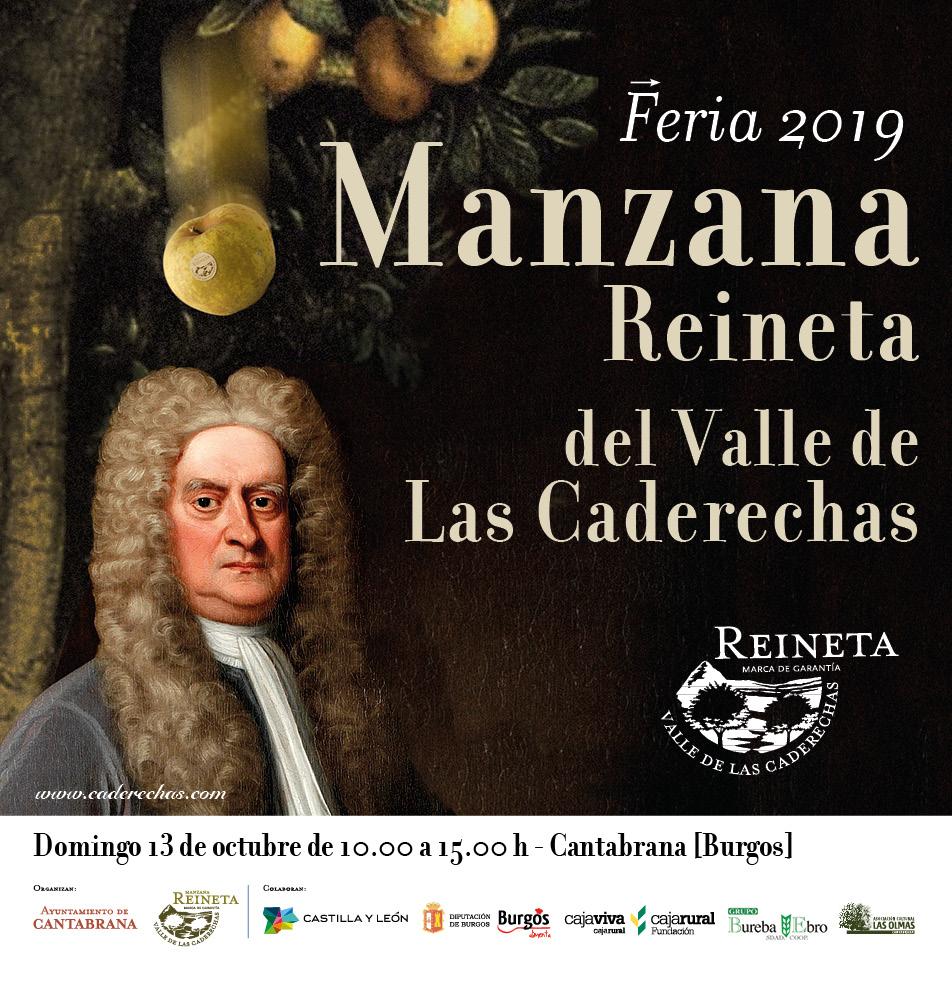 Feria de la Manzana Reineta del Valle de Las Caderechas