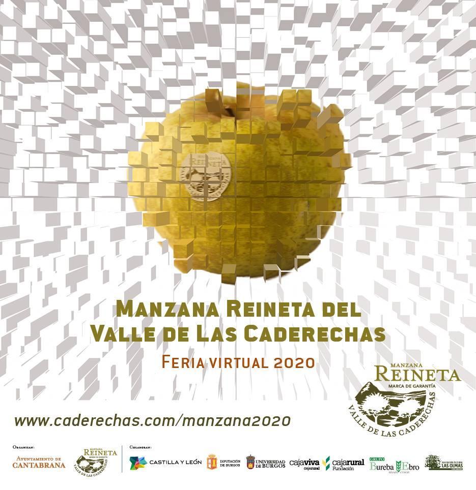 Suspendida la Feria de la Manzana de Cantabrana 2021